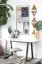 60+ beautiful and subtle home office scandinavian design ideas (28)