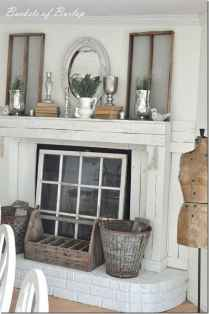 60+ cozy corner fireplace ideas for your home (34)