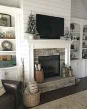 60+ cozy corner fireplace ideas for your home (36)