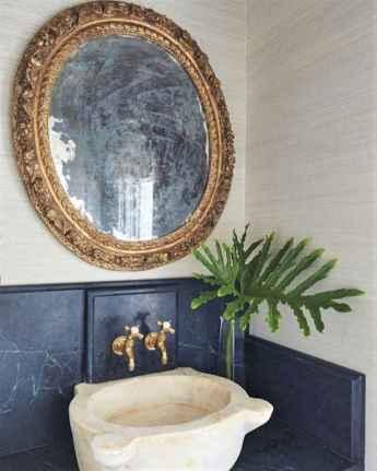 60 cute inspired vintage powder room (60)