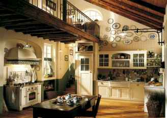 60 decorating kitchen with english country style (31)