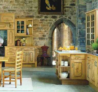 60 decorating kitchen with english country style (7)