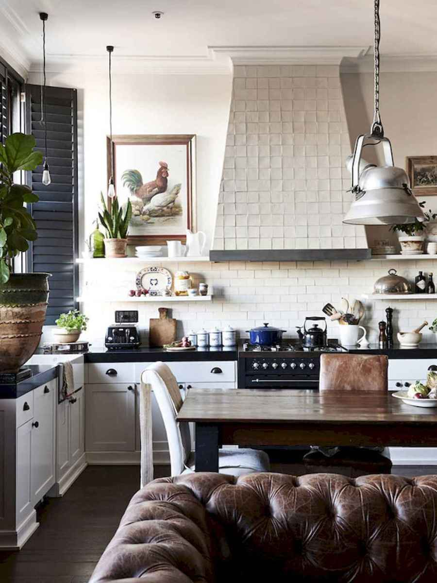60 eclectic kitchen ideas that charge up your remodel (24)