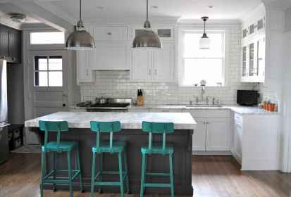 60 eclectic kitchen ideas that charge up your remodel (48)