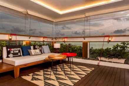 60 incredible utilization ideas eclectic balcony (30)
