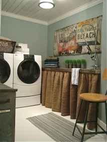 60 inspiring eclectic laundry room design ideas (20)