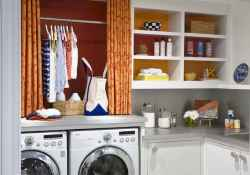 60 inspiring eclectic laundry room design ideas (25)