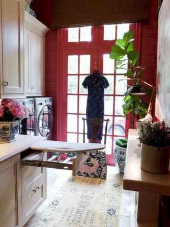 60 inspiring eclectic laundry room design ideas (30)