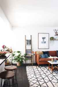 60 modern eclectic living room decorating ideas (19)