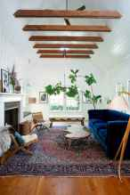 60 modern eclectic living room decorating ideas (28)
