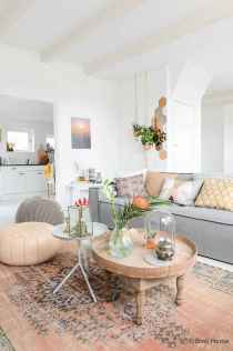 60 modern eclectic living room decorating ideas (52)