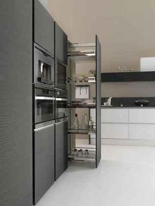 60 perfectly designed modern kitchen inspiration (58)