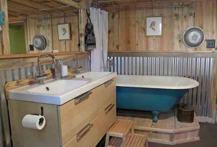 60 trend eclectic bathroom ideas (20)