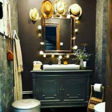 60 trend eclectic bathroom ideas (32)