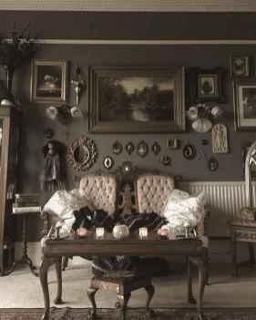 60+ vintage living room decor (17)
