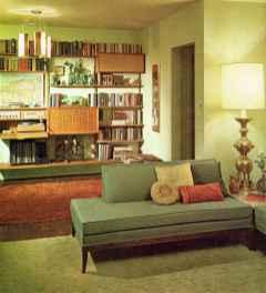 60+ vintage living room decor (2)