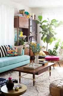 60+ vintage living room decor (5)