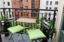 72 smart balcony designs with scandinavian ideas (11)