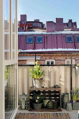 72 smart balcony designs with scandinavian ideas (2)