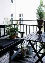 72 smart balcony designs with scandinavian ideas (28)