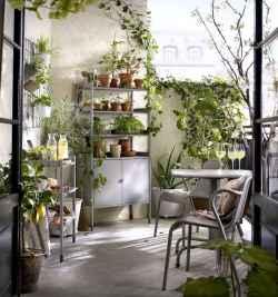 72 smart balcony designs with scandinavian ideas (30)