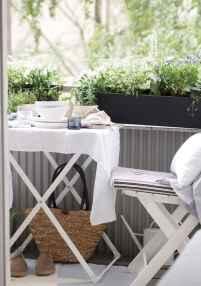 72 smart balcony designs with scandinavian ideas (5)