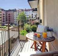 72 smart balcony designs with scandinavian ideas (56)