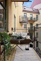 72 smart balcony designs with scandinavian ideas (66)