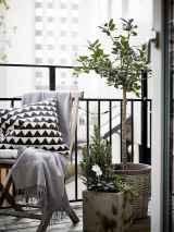 72 smart balcony designs with scandinavian ideas (8)