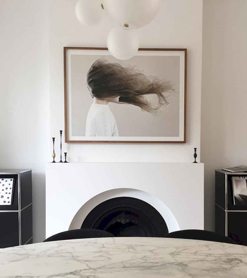 Awesome minimalist dining room decorating ideas (30)