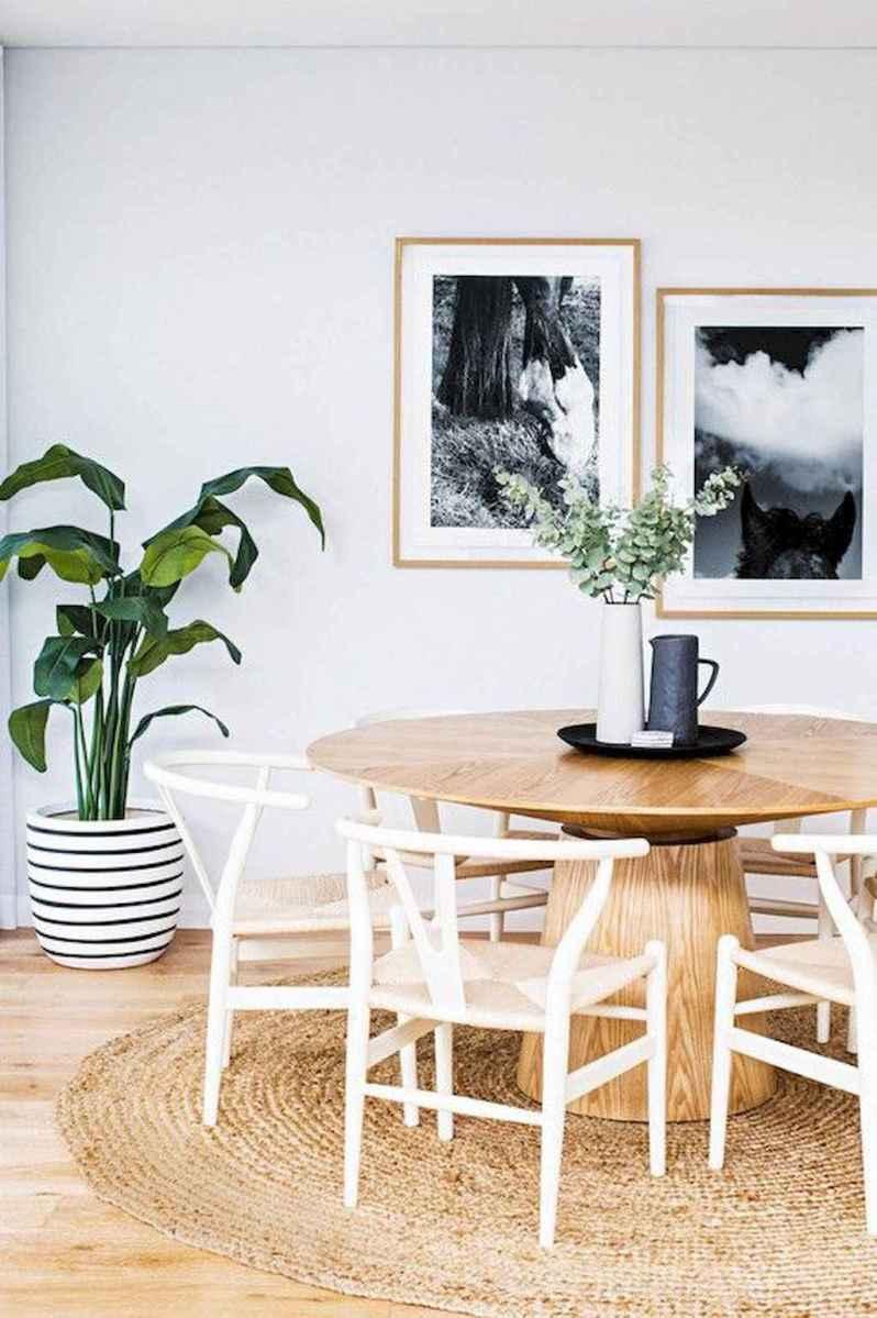 Awesome minimalist dining room decorating ideas (32)