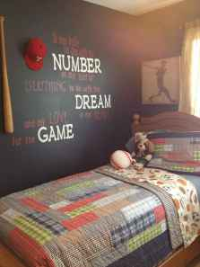 Cool sport bedroom ideas for boys (3)