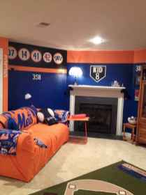 Cool sport bedroom ideas for boys (43)