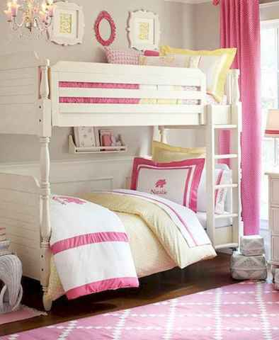 Cute decor bedroom for girls (13)