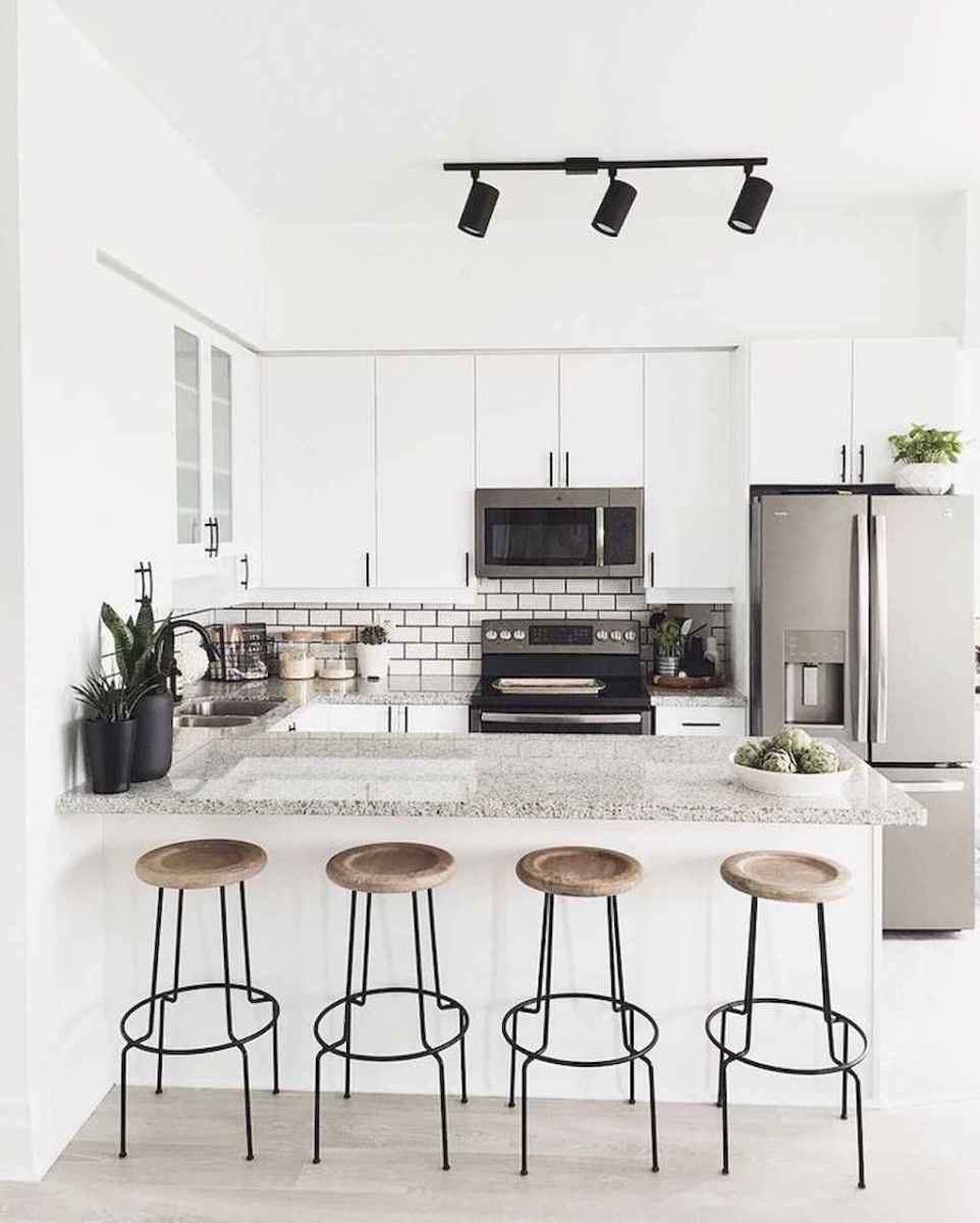 Easy apartement kitchen decorating ideas (12)