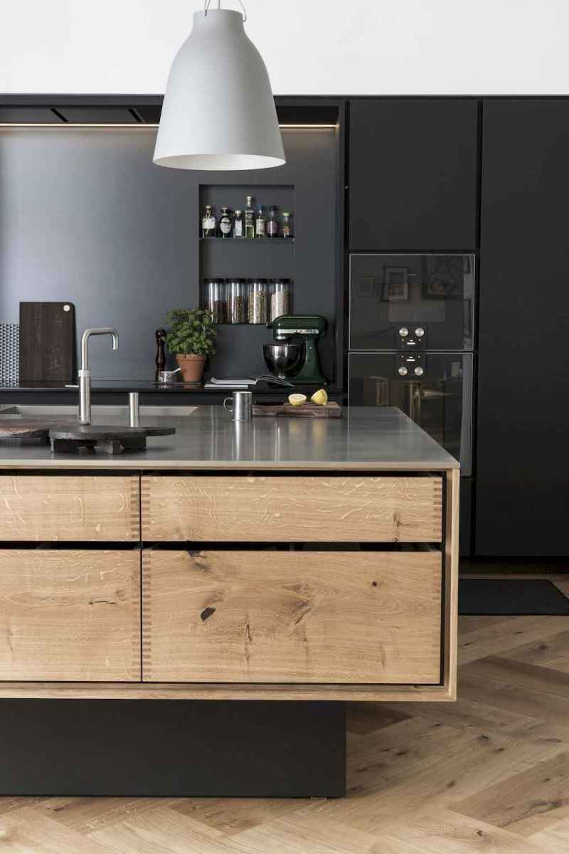 Easy apartement kitchen decorating ideas (15)
