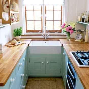 Easy apartment kitchen decorating ideas (13)
