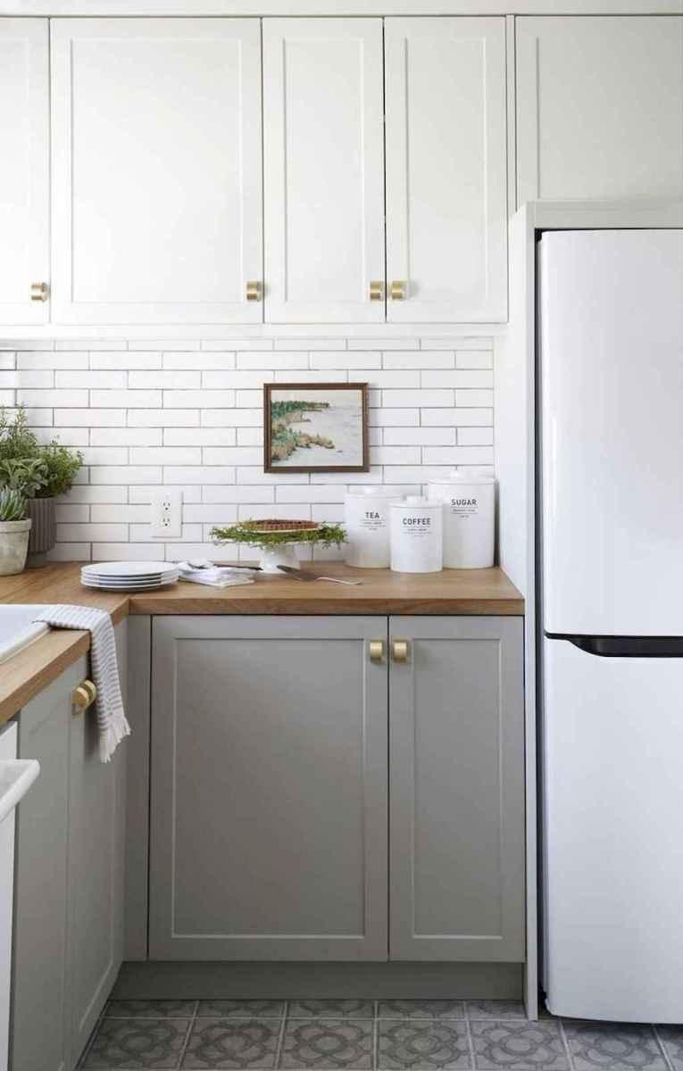 Easy apartment kitchen decorating ideas (25)