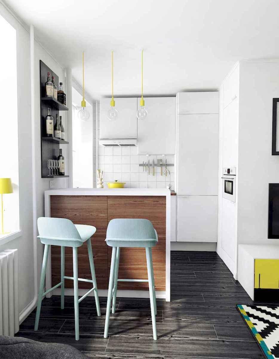 Easy apartment kitchen decorating ideas (28)