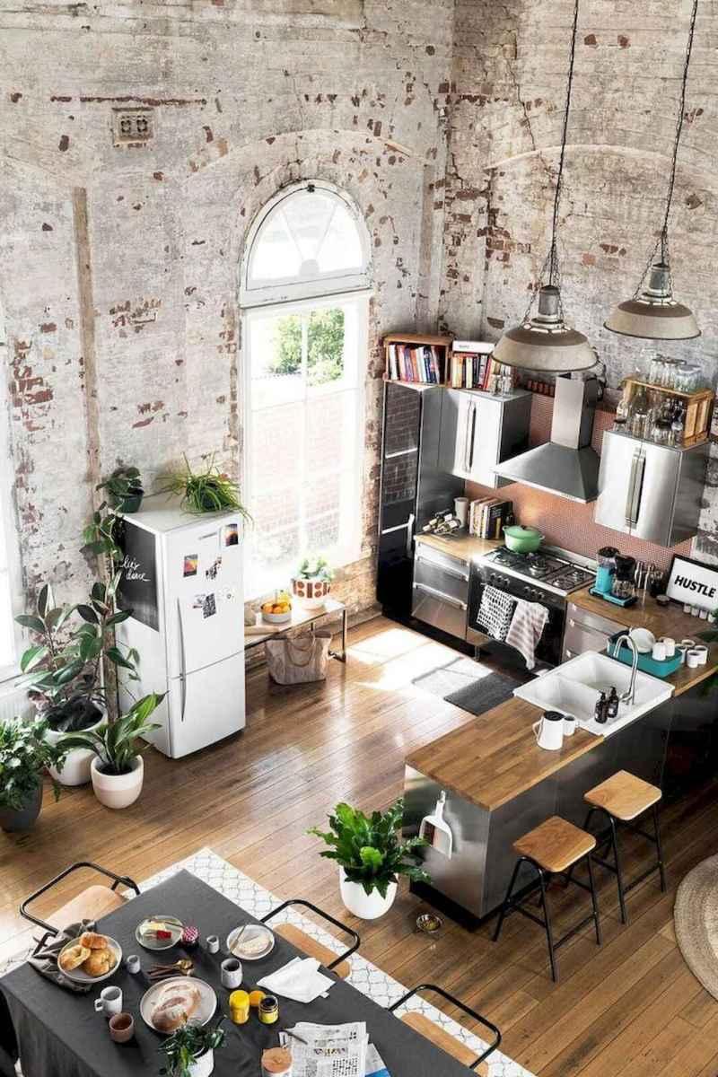 Easy apartment kitchen decorating ideas (37)
