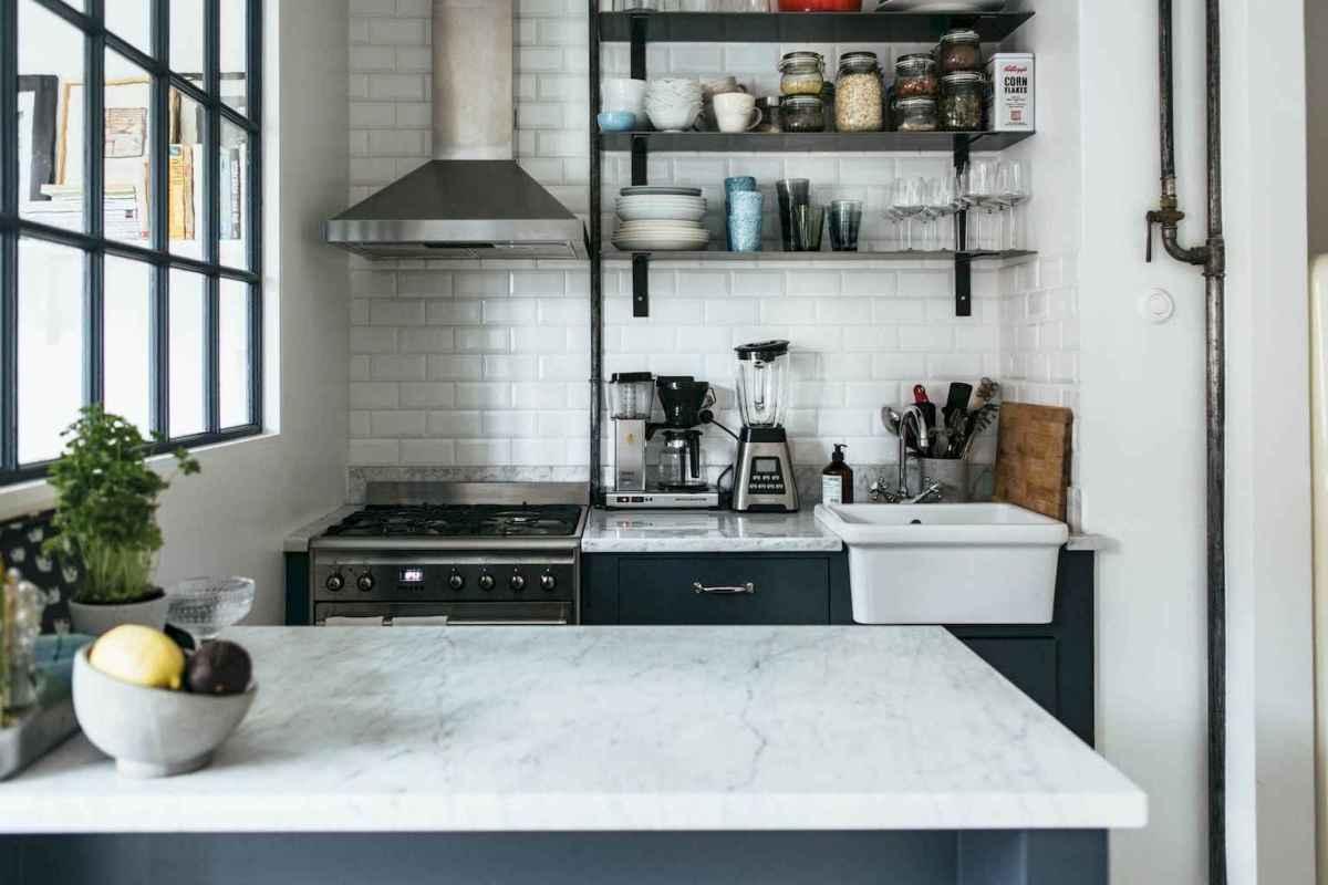 Easy apartment kitchen decorating ideas (42)