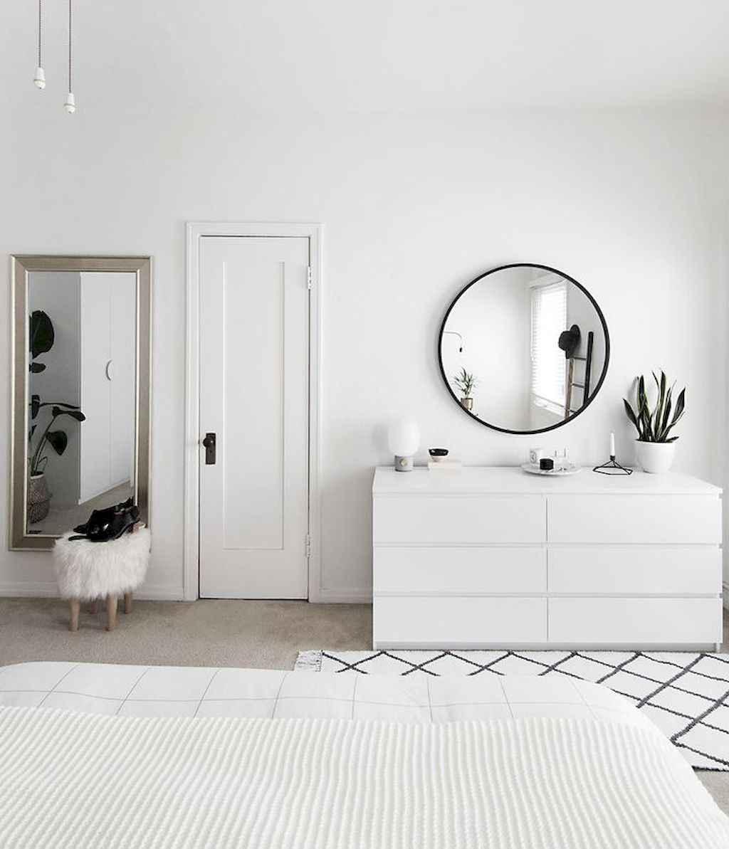 Great minimalist bedroom ideas (50) - Roomadness.com