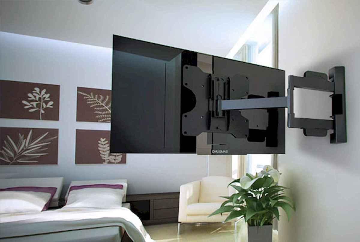 Incredible bedroom tv wall ideas (19)