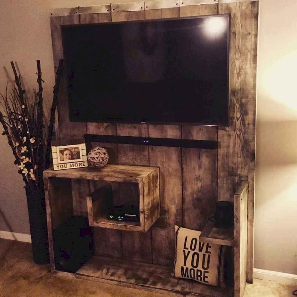 Incredible bedroom tv wall ideas (53)