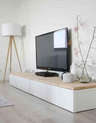 Inspired tv wall living room ideas (21)
