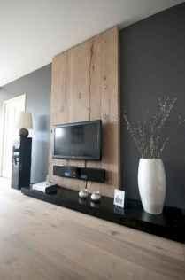 Inspired tv wall living room ideas (23)