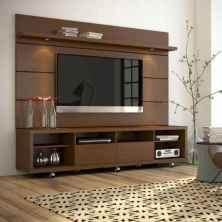 Inspired tv wall living room ideas (44)