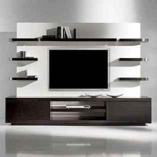 Inspired tv wall living room ideas (60)