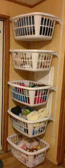 Simple and awesome laundry room ideas (51)
