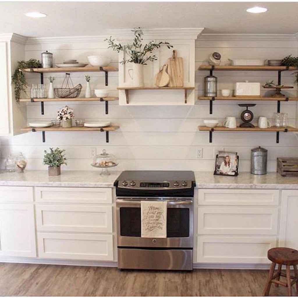 Simply apartement kitchen decorating ideas on a budget (57)